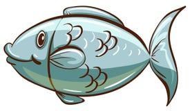 Een vis Stock Afbeelding