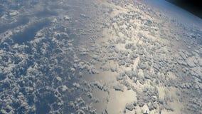 Een Vlucht over Aarde stock videobeelden