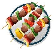 Een voedsel Stock Fotografie