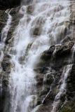 Een waterval Stock Afbeeldingen