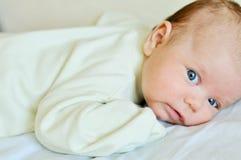 Een weinig zoete baby Royalty-vrije Stock Afbeelding