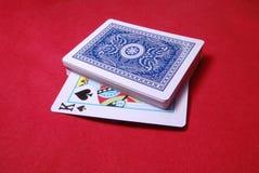 Wilde Kaart Royalty-vrije Stock Foto