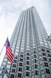 Een Wolkenkrabber in Miami royalty-vrije stock foto's