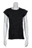 Zwarte blouse Stock Fotografie