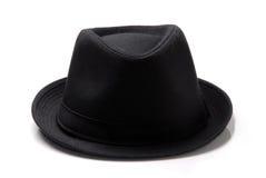 Een zwarte hoed royalty-vrije stock foto