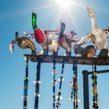 Eenden in Murano Royalty-vrije Stock Foto