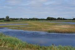 Eendragtspolder natury teren holandie Obraz Stock