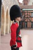 eenglish strażowy królowej s widnsor Zdjęcia Royalty Free