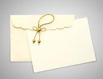 EEnvelope und Post Lizenzfreie Stockbilder