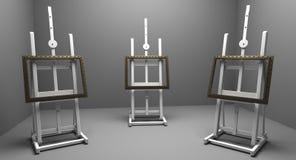 Eenvoudig atelier Royalty-vrije Stock Foto