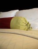 Eenvoudig Bed Stock Foto