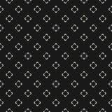 Eenvoudig bloemenpatroon Naadloze textuur met bloem Stock Afbeelding