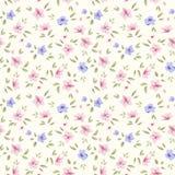 Eenvoudige bloem Royalty-vrije Stock Afbeeldingen