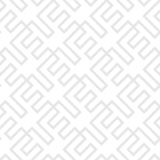 Eenvoudig geometrisch vectorpatroon - cijfers van complexe vorm Royalty-vrije Stock Afbeelding