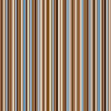 Eenvoudig gestreept naadloos patroon Royalty-vrije Stock Afbeelding