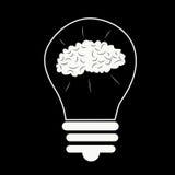 Eenvoudig idee Vector Illustratie