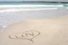 Eenvoudig Liefde stock foto