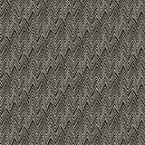 Eenvoudig, lineair vectorpatroon met zigzaglijnen Stock Foto's