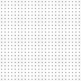 Eenvoudig minimalistisch zwart-wit naadloos patroon, moderne textuur Royalty-vrije Stock Afbeelding