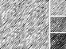 Eenvoudig patroon van ruwe het uitbroeden grunge textuur Royalty-vrije Stock Foto's