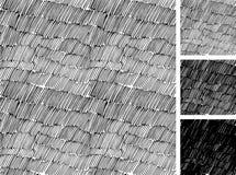Eenvoudig patroon van ruwe het uitbroeden grunge textuur Royalty-vrije Stock Fotografie