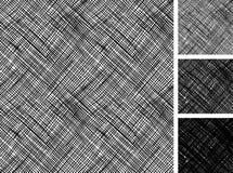 Eenvoudig patroon van ruwe het uitbroeden grunge textuur Stock Fotografie