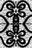 Eenvoudig patroonkant Royalty-vrije Stock Fotografie