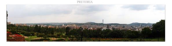 Eenvoudig Pretoria in Zuid-Afrika royalty-vrije stock foto