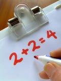 Eenvoudig Probleem Stock Afbeeldingen