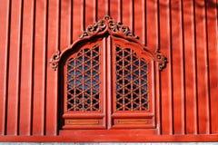 Eenvoudig rood Stock Foto's