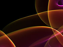 Eenvoudige abstracte achtergrond Royalty-vrije Stock Fotografie