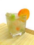 Eenvoudige cocktail Stock Foto's