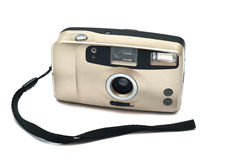 Eenvoudige handbediende camera Stock Foto's