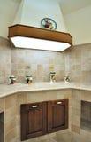 Eenvoudige keuken Stock Fotografie