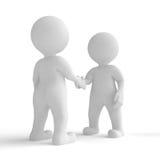 Eenvoudige overeenkomst Vector Illustratie