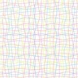 Eenvoudige plaid abstracte achtergrond Stock Foto's