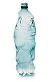 Eenvoudige plastic flessen Royalty-vrije Stock Afbeeldingen