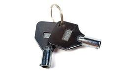 Eenvoudige sleutels. stock afbeelding