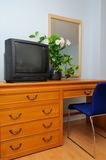 Eenvoudige woonkamer Royalty-vrije Stock Fotografie