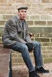 Eenvoudige ziel één van de karakters van de beroemde boeken van Dicke Stock Afbeelding