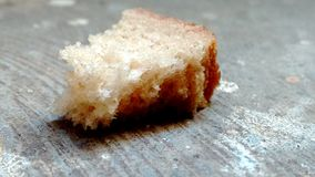 Eenzaam brood Royalty-vrije Stock Afbeeldingen