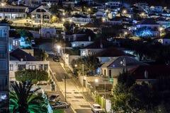 Eenzaam in Cape Town Stock Afbeeldingen