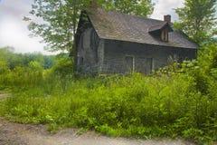 Eenzaam huis Royalty-vrije Stock Afbeeldingen