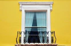 Eenzaam venster Royalty-vrije Stock Foto's
