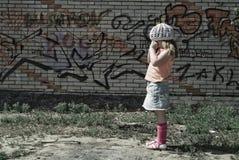 Eenzaamheid stock foto