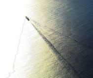 Eenzame Lading royalty-vrije stock fotografie