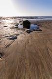 eenzame rots 2 Royalty-vrije Stock Afbeeldingen