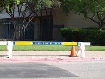 Eerlijke Parkbewegingen in Pre Eerlijke Wijze Stock Foto