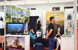 Eerlijke toerisme en ecologie Royalty-vrije Stock Fotografie