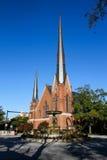 Eerste Baptist Church, Wilmington, NC Royalty-vrije Stock Foto